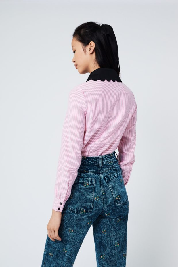 Camisa rosa Lola
