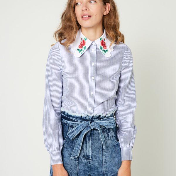 Camisa Lola azul